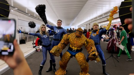 New York Comic Con 2021 Show Floor and Cosplay Tour! (Member…