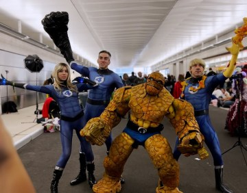 New York Comic Con 2021 Show Floor and Cosplay Tour! (Member Exclusive)