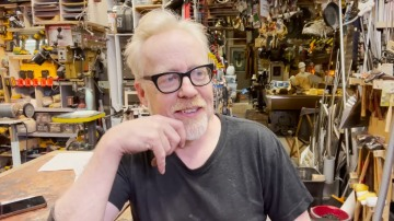 The One Thing Adam Became Expert at During MythBusters